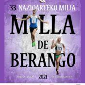 INSCRIPCIONES MILLA INTERNACIONAL DE BERANGO - 9 DE OCTUBRE